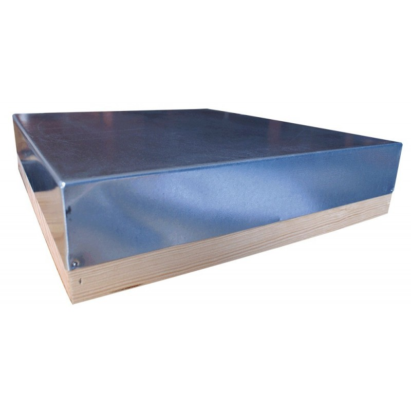 toit plat bois tole toute la gamme de toits sur beeculture. Black Bedroom Furniture Sets. Home Design Ideas