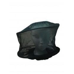 Voile rond chapeau simple