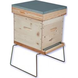 Suppot de ruche Métallique surélevé (30cm)
