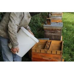 Sirop nourrissement abeilles